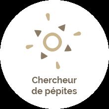 Chercheur De Pepites