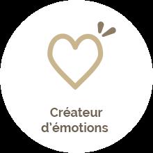 Créateur d'émotions